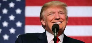 President-Elect, Donald Trump
